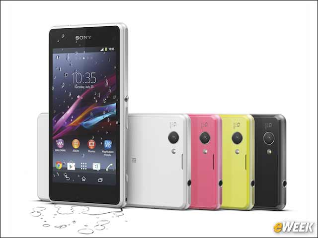 2 - Sony Xperia Z1 Compact Has 4.3-Inch Display