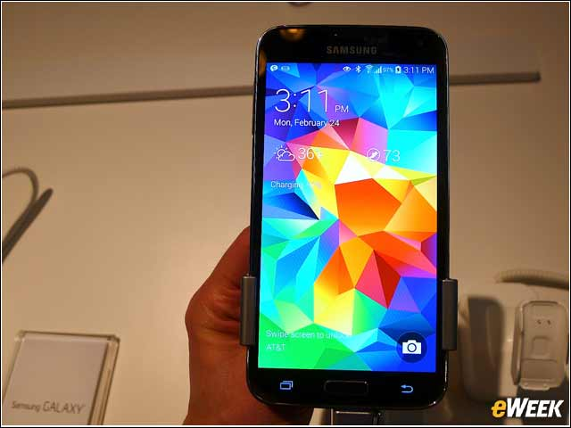 2 - Introducing the Samsung Galaxy S5