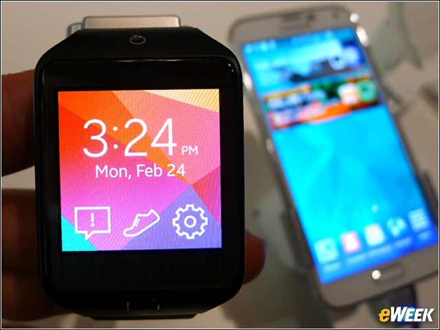1 - Samsung Unveils Galaxy S5, Gear Fit, Galaxy Gear 2, Gear 2 Neo at MWC