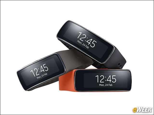 3 - Samsung Gear Fit Is Ahead of the Curve
