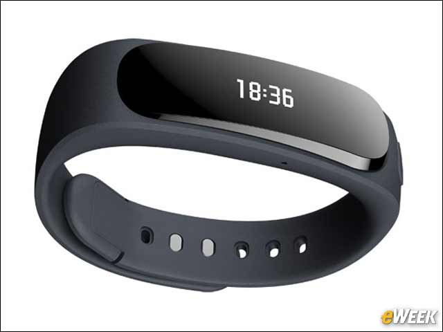 4 - Huawei Talk Band B1 Can Also Make Calls