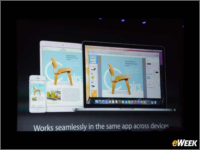 4 - Apps Work Seamlessly Across Devices