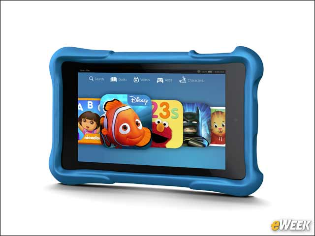 11 - Soft, Protective Shell Casing Protects Fire HD Kids Edition