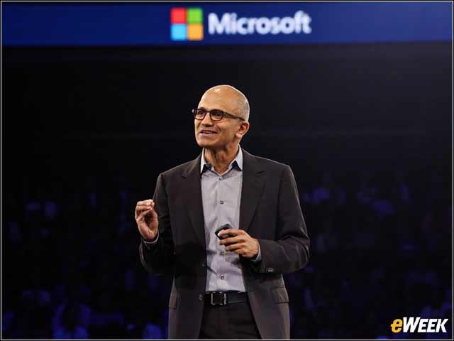 15 - Satya Nadella's First Keynote as CEO