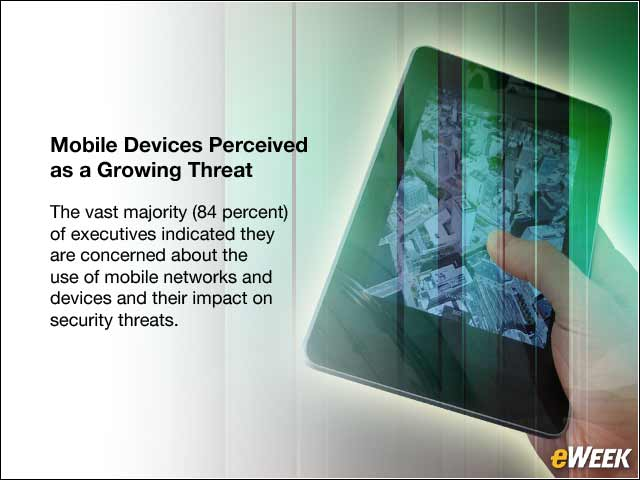 5 - Mobile Devices Perceived as a Growing Threat