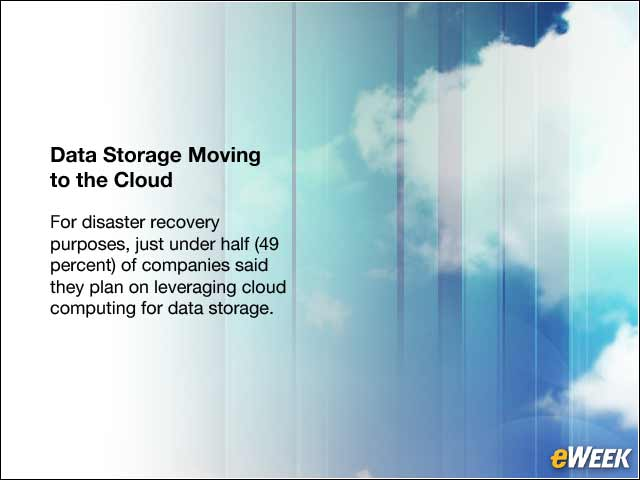 7 - Data Storage Moving to the Cloud