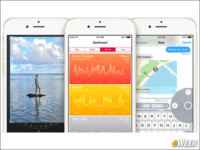 1 - 10 Major iOS 8 Enhancements You'll Discover on Sept. 17