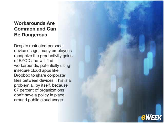 6 - Workarounds Are Common and Can Be Dangerous