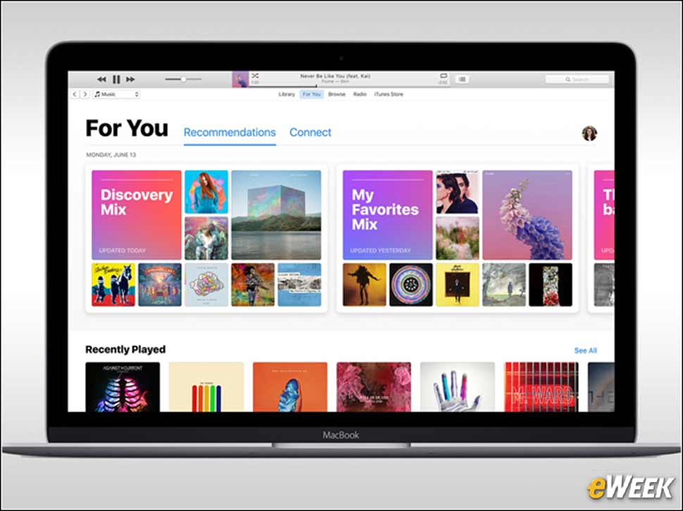 5 - Apple Music Improvements Possible
