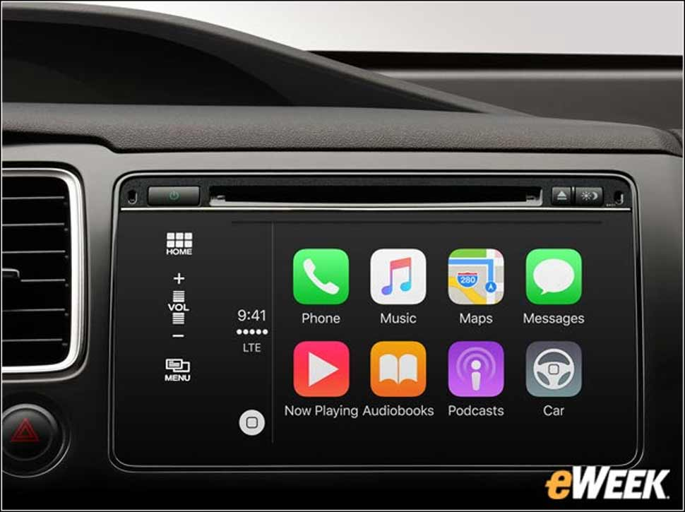 7 - Apple CarPlay Grows in Popularity