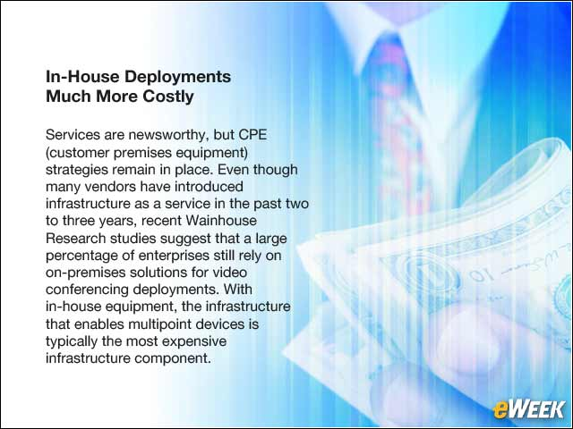 7 - In-House Deployments Much More Costly