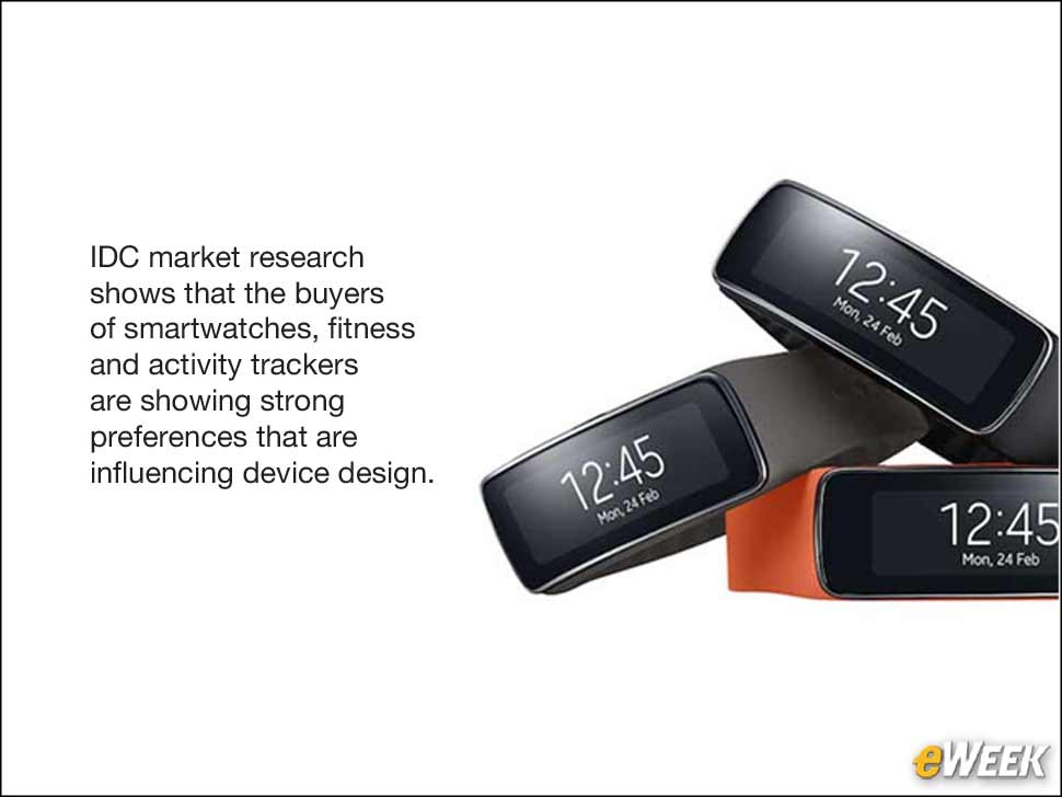 1 - IDC Research Shows How Buyer Preferences Influencing Wearable Designs