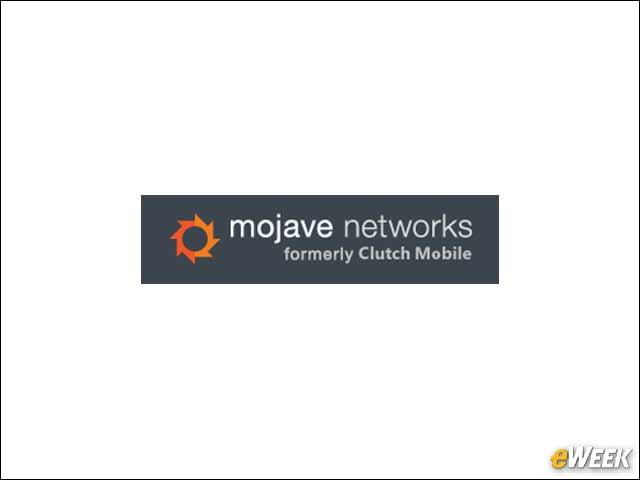 7 - Clutch Mobile Becomes Mojave Networks