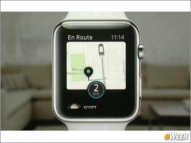 7 - Maps on Your Wrist