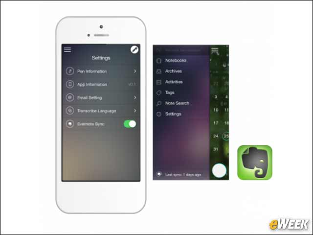 8 - Connects to Third-Party Apps Like Evernote