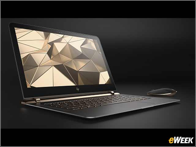2 - The HP Spectre Premium Laptop