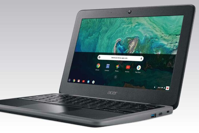 New Acer Chomebooks