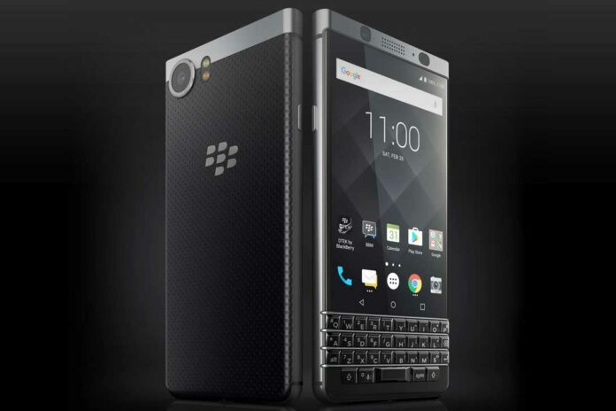 BlackBerry KEYone Handset