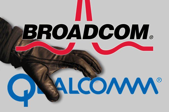 Trump Blocks Broadcom Buyout