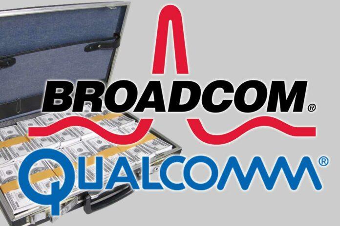 Broadcom Qualcomm Hostile Bid