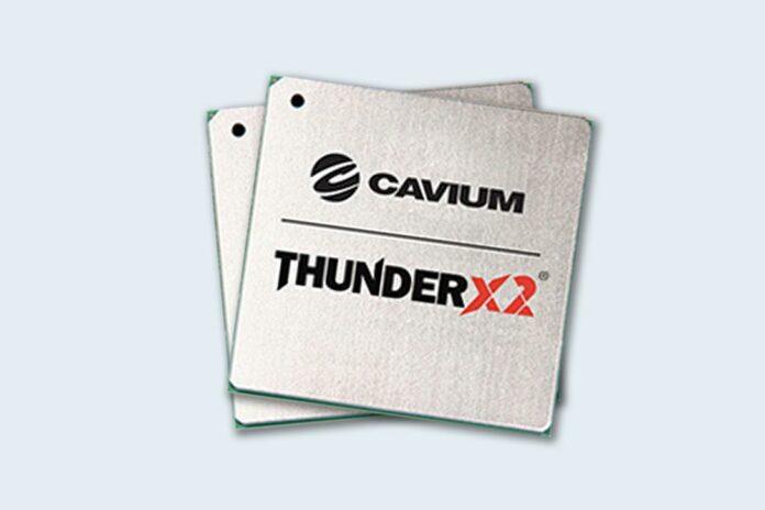 Cavium ThunderX2 Arm Server Chip