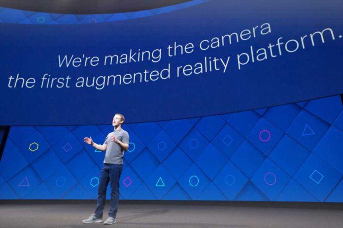 Facebook F8 Keynote