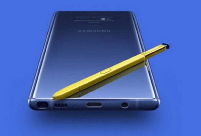Galaxy Note 9 Phablet