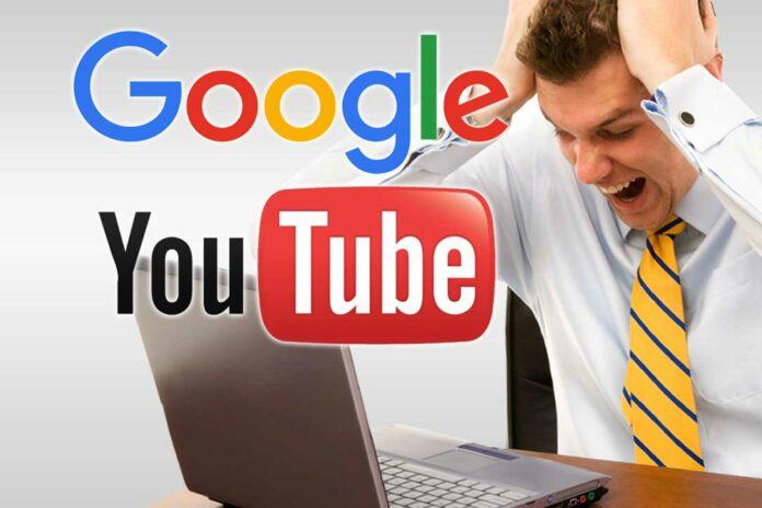 Google Web Misuse