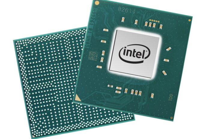 New Intel Pentium Celeron Chips