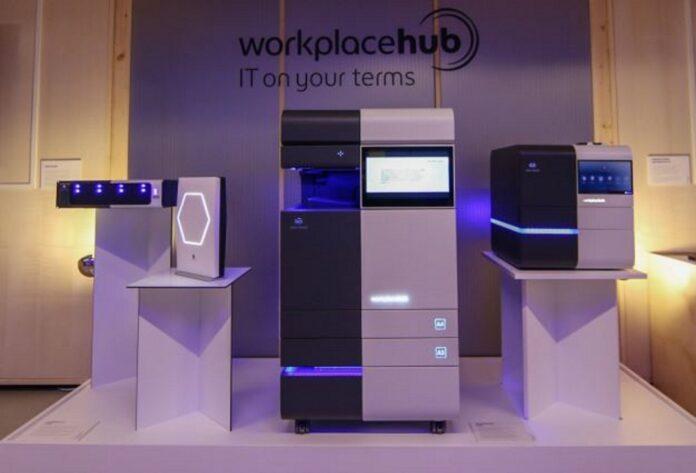 Konica Minolta Workplace Hub