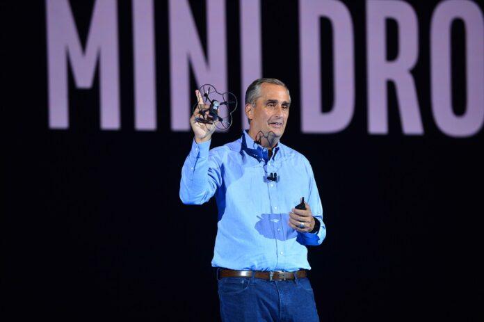 Intel CES Keynote