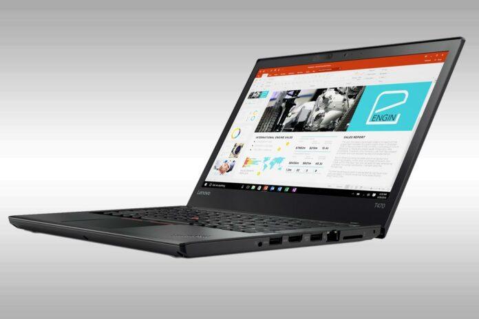 Lenovo T470 ThinkPad Review