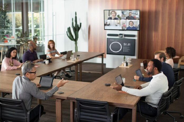 Logitech Rally Conference Room System