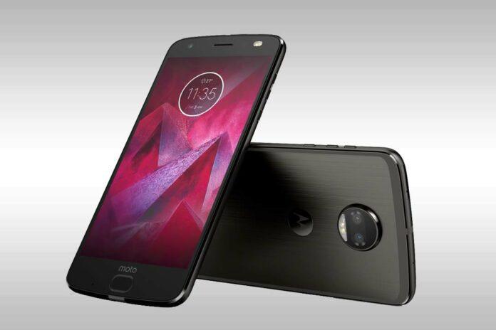 Motorola Moto Z2 Handset