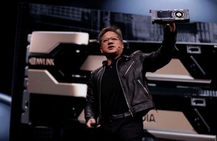 Huang Nvidia Server Keynote