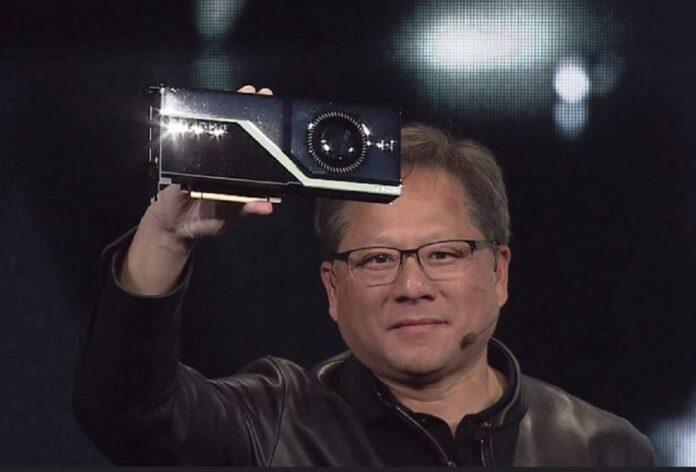 Nvidia Quadro RTX Graphics Card