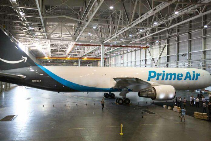 Amazon Prime Air Service