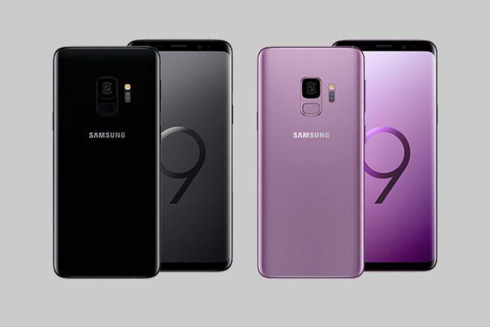 Samsung Galaxy S9 Debut