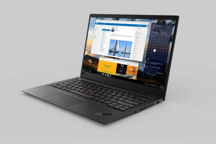 Lenovo ThinkPad X1 ultrabook