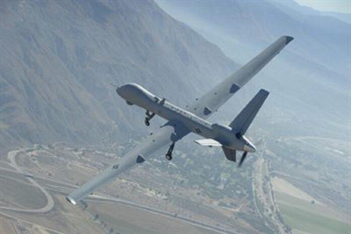 Google Drone Image AI