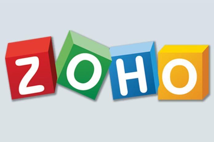 Updated Zoho Logo