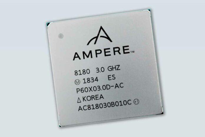 Ampere chip