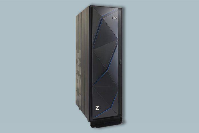 IBM skinny mainframe