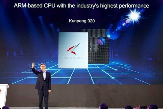 Huawei Xu