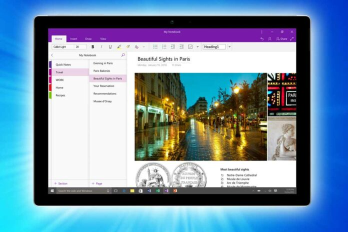 OneNote for Classrooms