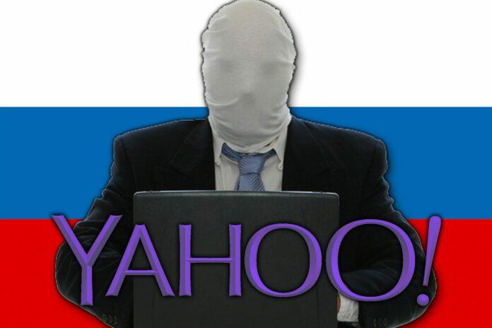 Russia Yahoo Hack