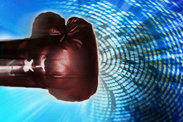 Data breach punch