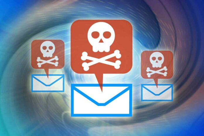 Email malware 2