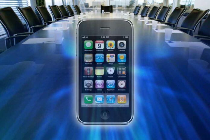 iPhone in enterprise 2