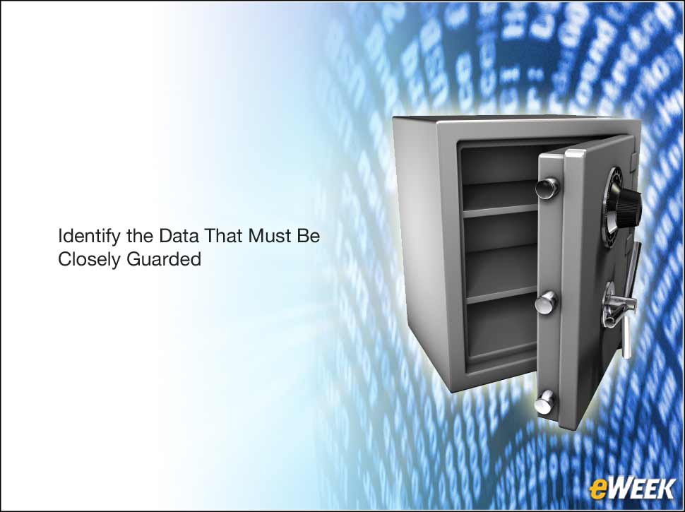 2 - Identify Sensitive Data You Want to Protect